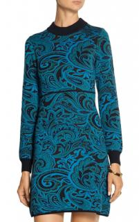 Mary Katrantzou Lilla stretch-knit mini dress