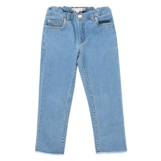 Bonpoint Blue Kids 3 Years Jeans