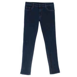 Prada Dark Blue Denim Jeans