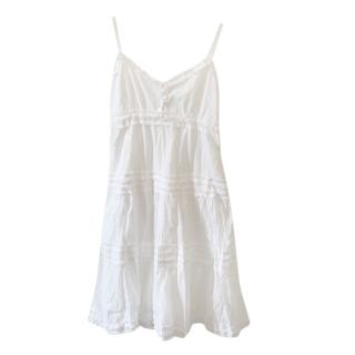 Melissa Odabash Girls 6 Y Cotton Summer Dress