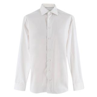 Eton Slim Fit White Shirt