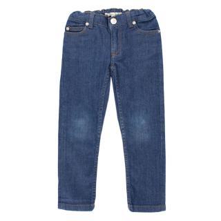 Bonpoint Kids Blue Denim Jeans