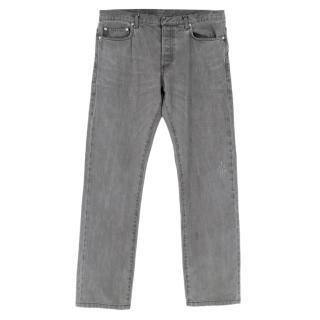 Dior Grey Slim Fit Jeans