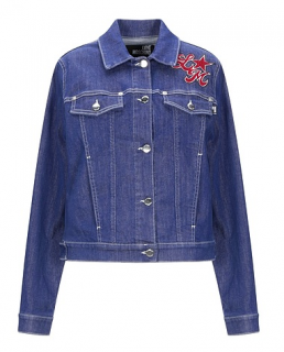 Love Moschino Logo Denim Jacket