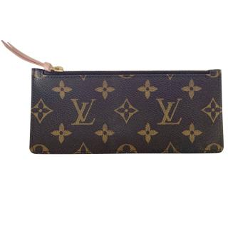 Louis Vuiton Monogram Coin Purse Wallet Insert