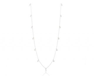 Asprey Droplet Long Necklace
