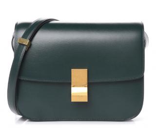 Celine Amazone Smooth Leather Box Bag
