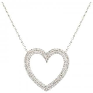 Tiffany & Co. Metro Diamond Necklace