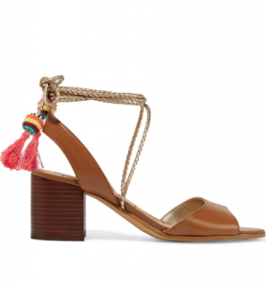 Sam Edelman Shani Tan Tassel Sandals