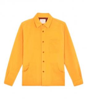 Percival Yellow Moleskin Shirt