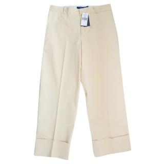 Polo Ralph Lauren Wide Leg Chinos