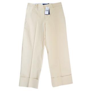 Polo Ralph Lauren Wide Leg Chinos