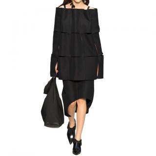Marni Black Runway Structured Tunic
