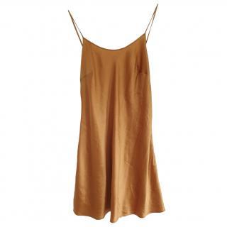 Marjolaine silk chemise