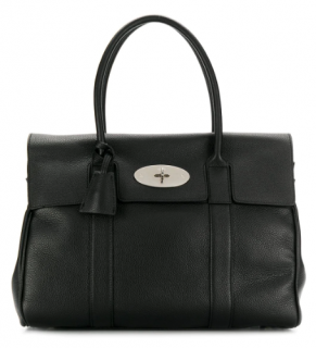 Mulberry Black Bayswater Tote Bag