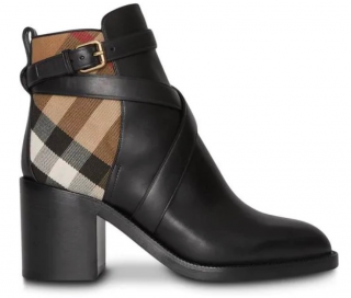 Burberry Pryle 70 Ankle Boots