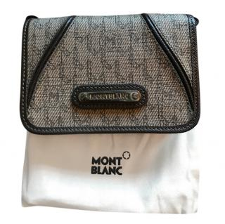 Mont Blanc Signature Canvas Card Holder