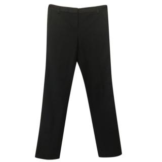 Rachel Zoe Black Tuxedo Pants