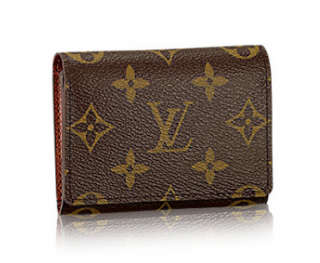 Louis Vuitton Monogram Business Card Holder