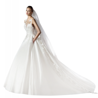 St Patrick Zayan Wedding Dress