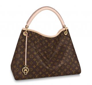 Louis Vuitton Monogram Artsy Shoulder Bag