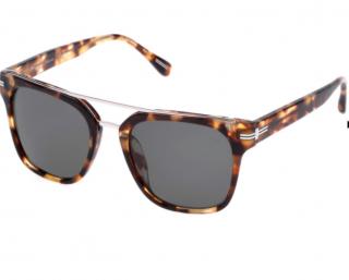 Dunhill SDH049 Aviator Tortoiseshell Sunglasses