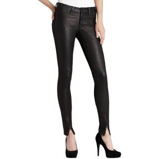 Hudson Jeans Juliette Super Skinny in Black