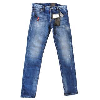 Dsquared 2 Men's Slim Fit Jeans