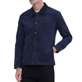 Percival Navy Vincent Jacket
