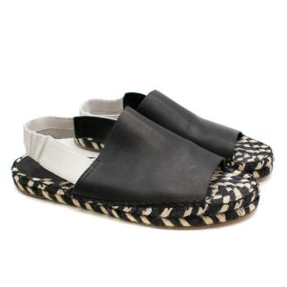 Proenza Schouler Sling Back Sandals