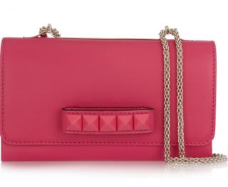 Valentino Va Va Voom leather shoulder bag