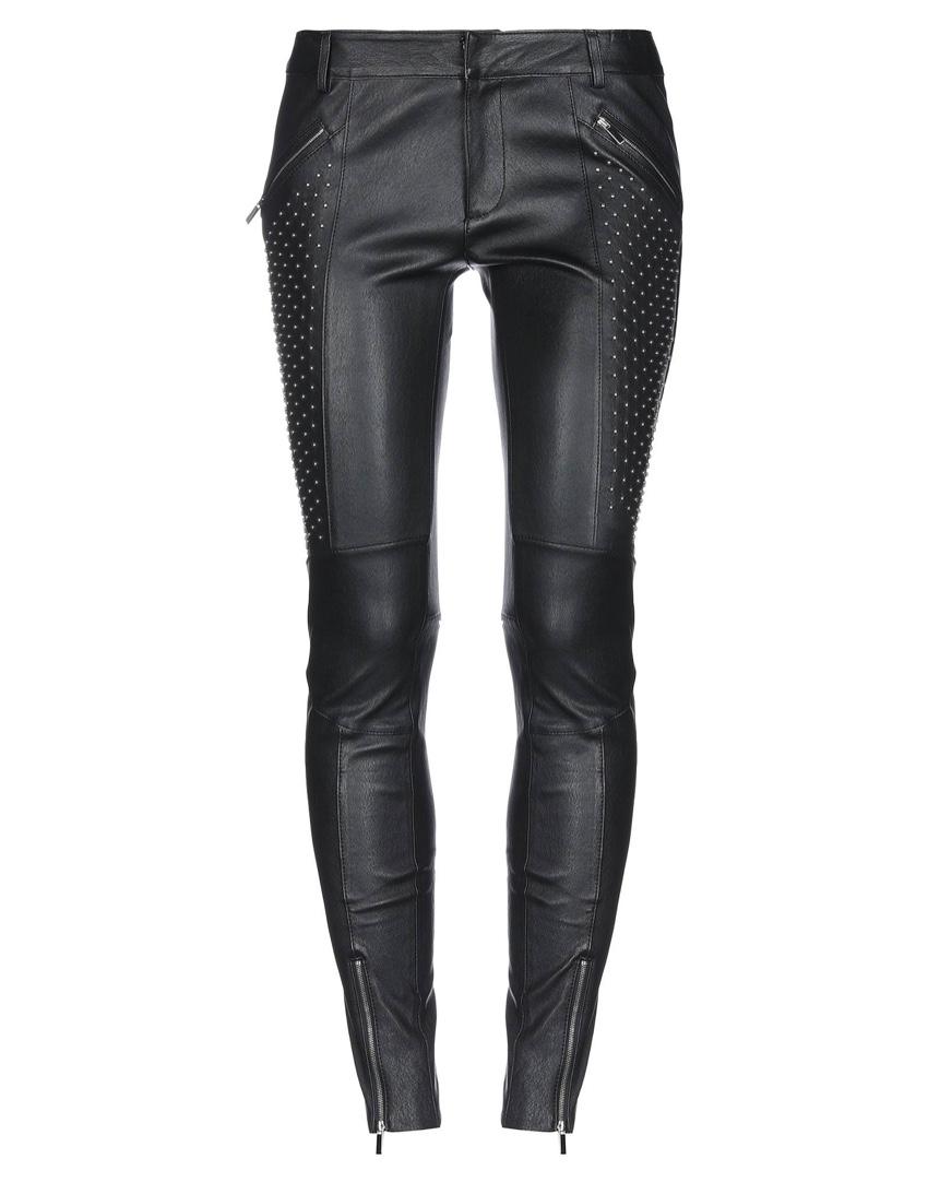 Thomas Wylde studded leather pants