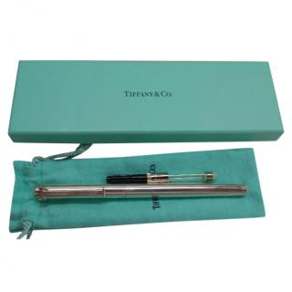 Tiffany & Co Sterling Silver T-Clip Fountain Pen