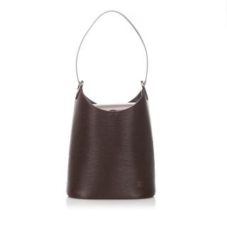 Louis Vuitton Epi Sac Verseau shoulder bag