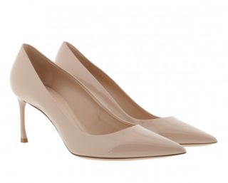 Christian Dior Nude Patent Dioressence Pumps