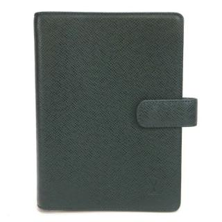 Louis Vuitton Taiga Green Diary/Notebook Cover