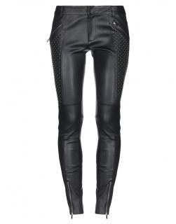 Thomas Wylde studded leather pants