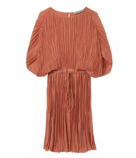 Gerard Darel Atre Dress in Orange