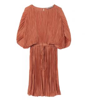 Gerard Darel Atre Dress in Orange