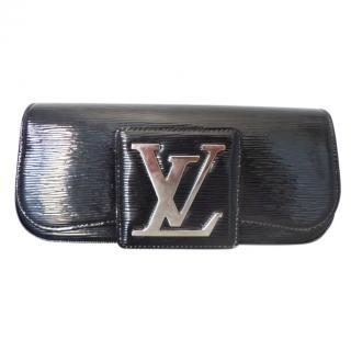 Louis Vuitton Epi Leather Black Sobe Clutch