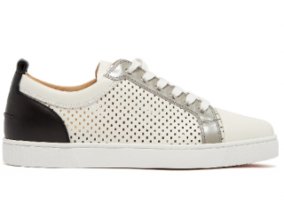 Christian Louboutin iconic Louis Junior low-top trainers