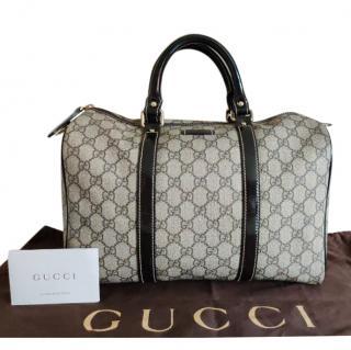 Gucci Joy Boston Monogram Bag