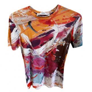 Prabal Gurung Tie-Dye T-Shirt