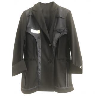 Maison Margiela White Label Black Jacket