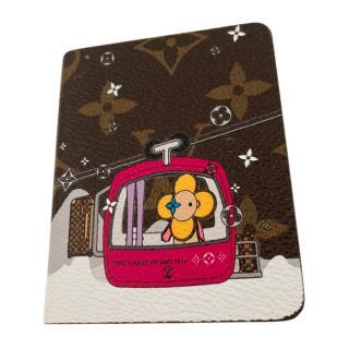 Louis Vuitton Christmas Edition Vivienne Mini Notebook