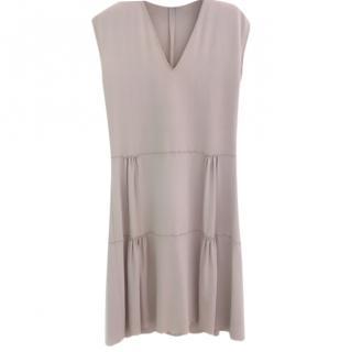 Me+Em Tiered Sleeveless Dress