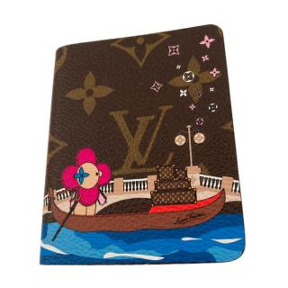 Louis Vuitton Christmas Edition Vivienne Mini Notebook