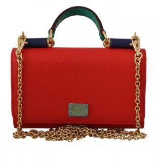 Dolce & Gabbana Von Sicily Wallet On Chain
