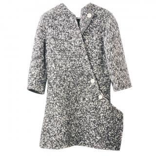 Celine by Phoebe Philo Knit Asymmetric Jacket
