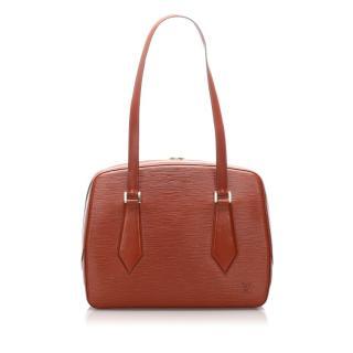 Louis Vuitton Epi Leather Voltaire Shoulder Bag